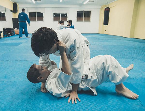Celvic. Judo en Almassora Castellón